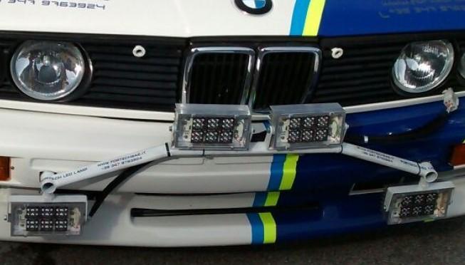 Fari a led race technology for Fari a led per auto