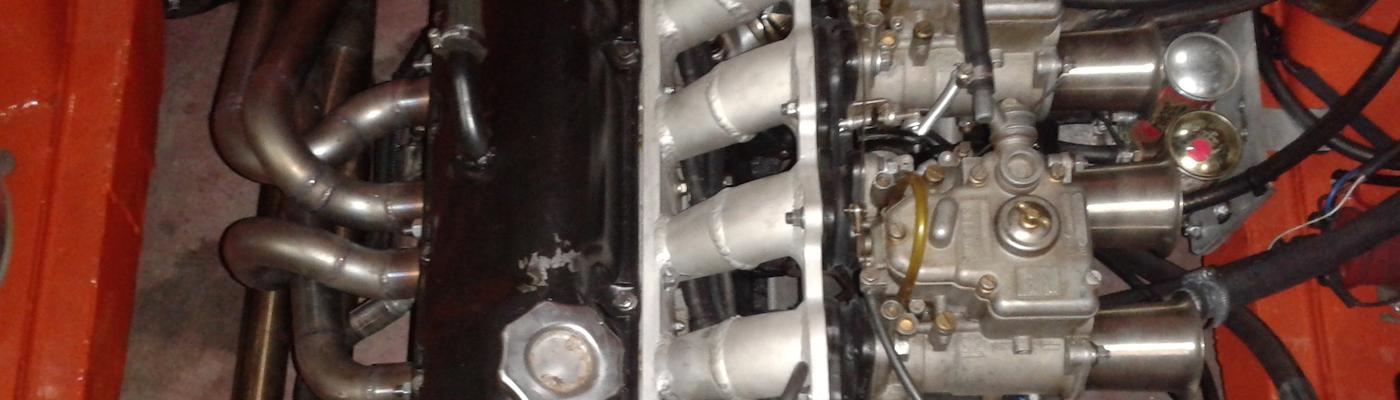 Motore Simca
